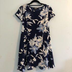 Lulu's Floral Dress